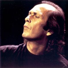 Paco de Lucía. Flamenco guitarist and composer.