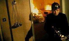 Fahrenheit 451 (1966, François Truffaut) http://www.imdb.com/title/tt0060390