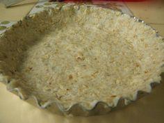 Foto del paso 2 de la receta Masa para tarta de avena Sin Gluten, Low Carb, Pie, Desserts, Food, Vegetarian, No Bake Desserts, Yummy Recipes, Candy Stations