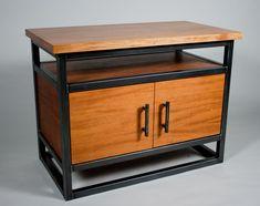 Wood And Metal Furniture Design Inspiration Super Ideas Iron Furniture, Steel Furniture, Pallet Furniture, Furniture Plans, Rustic Furniture, Furniture Makeover, Furniture Decor, Furniture Design, Bedroom Furniture