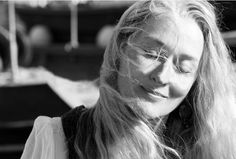 I think the most liberating thing I did early on was to free myself from any concern with my looks as they pertained to my work.  Meryl Streep