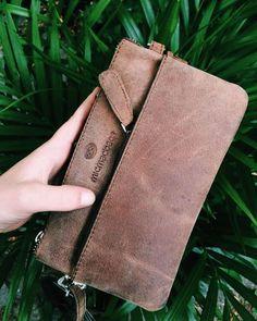 9c7ec7e4615 Gave portemonnee van Micmacbags. #portemonnee #wallet #leer #leather  #micmacbags