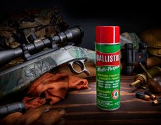 Ballistol - The Original CLP - Cleans, Lubricates, Preserves