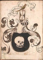 Totenkopf (Heraldik) – Heraldik-Wiki