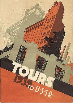 История и современность - Иностранный туризм в Сталинский СССР 1930-х