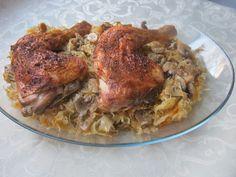 Grzyby można pominąć. 1200 g kiszonej kapusty z marchewką 600 g pieczarek ( lub mieszanych grzybów) 2 łyżeczki masła 4 kopiaste łyżki prażonej cebuli ( lub smażonej) 1 łyżeczka mielonego kminku 1 ł…