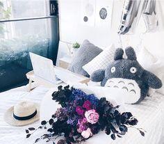Imagen de bed, house, and room