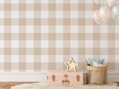 Create a Farmhouse effect for the little ones with our Buffalo Check wallpaper. Easy do-it-yourself wall fabric. Design can be made smaller or bigger. Choose between Peel & Stick Wallpaper or Pasted Wallpaper (Free adhesive). Free shipping above $250 in Australia * Different colour? Send us an email to info@edgewallart.com.au and we will get back to you asap. Wall Fabric, Removable Wall Murals, Buffalo Check, Peel And Stick Wallpaper, Different Colors, Little Ones, Fabric Design, Adhesive, Farmhouse