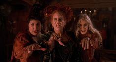 QUIZ: Which Hocus Pocus Character Are You?   PlayBuzz