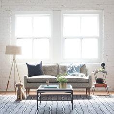 Jack Loveseat - Nubby Tweed | Sofas | Furniture