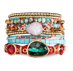 Check the way to make a special photo charms, and add it into your Pandora bracelets. Hipanema Tango Bracelet