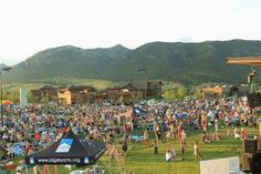 Summer officially starts on June 21, 2016. Right now is the time to make sure that you have the best summer ever. The first thing you need to do is clear every Thursday night between June 23 and September 1 so that you don't miss a single free summer concert at Music In The Mountains 2016 in Big Sky, Montana.