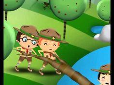 A Fada da Floresta Encantada | ZON Kids - YouTube