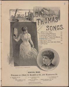 Alle Größen | Miss Hilda Thomas | Flickr - Fotosharing!