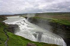 Gullfoss, Iceland — Nearby Photos