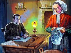 Juan Bosco y Mamá Margarita