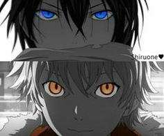 ^^ Eyes- Noragami