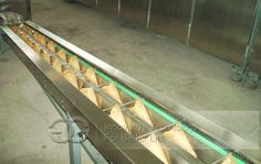 Ice Cream Cone Production Line
