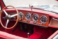 1955 Aston Martin DB2/4 LHD Drophead -