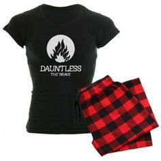 Divergent - Dauntless Faction Symbol Pajamas