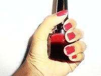 eBay: Signature Red Christian Louboutin Nail Polish