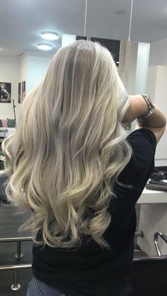 Charmant Blondhair#balayage#haircut#myhairandbeauty#style#trendfarbe#fashion#Havva  Kocer