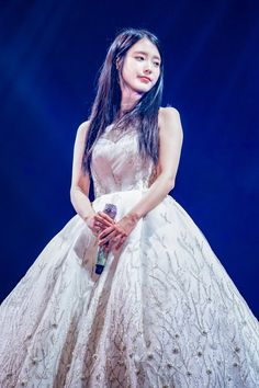 "IU 181028 Debut Anniversary Tour Concert ""dlwlrma"" in Busan Korean Women, Korean Girl, Iu Twitter, Iu Fashion, Korean Actresses, Korean Celebrities, Korean Singer, Girl Crushes, Queen"