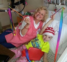 St. Louis Arts Therapy Organizations Give Kids With Cancer Positive Outlets