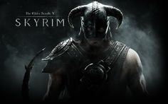 the elder scrolls v skyrim wallpaper for desktop background, 1920x1200 (349 kB)