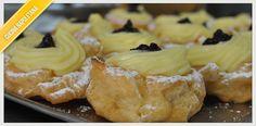 Ricetta Zeppole di San Giuseppe | Cucinare alla Napoletana – Rubrica