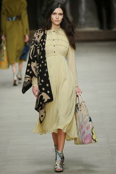 The Collections: Burberry Prorsum Fall 2014 #lfw #fashion #fall2014