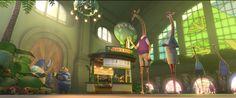 Trailer # 2 do fime Zootopia, do Walt Disney Animation Studio | THECAB - The Concept Art Blog