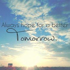 hope never dies :)