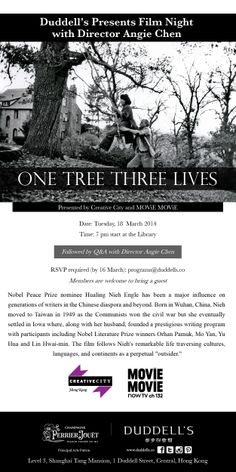 March: One Tree Three Lives directed by Angie Chen