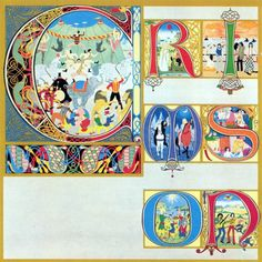 Lizard, 1970  King Crimson