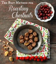 The Best Roasted Chestnuts | Boulder Locavore
