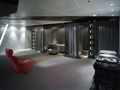Listening room...