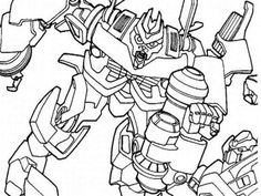 Fun Transformers coloring pages for your little one. They are free and easy to print. The collection is varied with different skill levels Transformers Drawing, Transformers Coloring Pages, Superhero Coloring Pages, Coloring Pages For Kids, Free Printable Coloring Pages, Movie Characters, Colorful Pictures, Colouring, Drawings