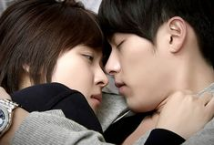 Only Ha Ji Won and Hyun Bin can look this good in this particular position. I need to watch Secret Garden again.