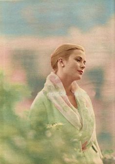 Princess Grace in Monte-Carlo, 1959. Photo by Howell Conant.