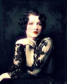 Jean Ackerman of the Ziegfield Follies, 1927