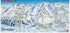 Pisteplan Skigebied Obergurgl - Hochgurgl jan 2015 werkelijk een Diamant onder de skigebieden