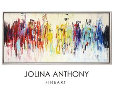 54  texture painting very nice  abstract painting by jolinaanthony