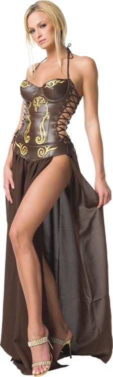 Sexy Slave Princess Halloween Costume Ideas for Women - Adult Costumes