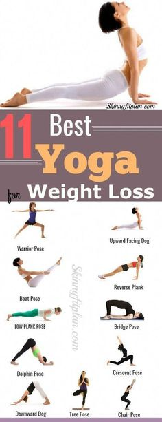 11 Best Yoga for Weight Loss. Yoga fans, gather in here! Yoga poses are proven t… 11 Best Yoga for Weight Loss. Yoga fans, gather in here! Yoga poses are proven to help with weight loss, muscle building, abs workout… Continue Reading → Quick Weight Loss Tips, Weight Loss Help, Yoga For Weight Loss, Losing Weight Tips, Weight Loss Plans, Weight Loss Program, How To Lose Weight Fast, Weight Gain, Reduce Weight