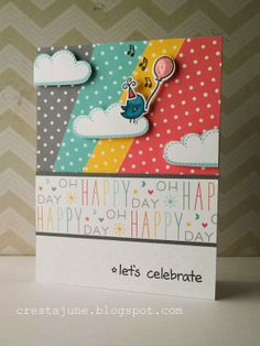 {Cresta's Creations}: Oh Happy Day!