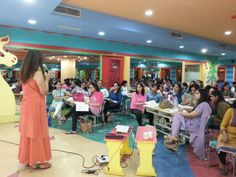 Workshop on Learning Disabilities by Orkids at Presidium School for 500 teachers #Delhi  www.orkidsped.com