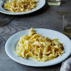 Barbara Kafka's Creamy Lemon Pasta Recipe on Food52 recipe on Food52