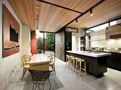 Breathtaking Home dining room