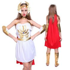 80s Fashion  She-Ra - Princess of Power Official Costume Best 80s Costumes 9f39eaa7f8